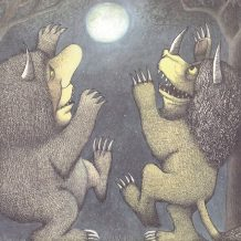 The Full Moon Lunar Eclipse on October 18th is Where the Wild Things Are