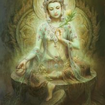 Practical lessons from spirit, your heart, and the Goddess, Green Tara….